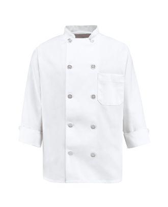 Chef Designs Women's L/S Classic Chef Coat