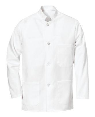 Chef Designs Men's L/S Military Chef Coat