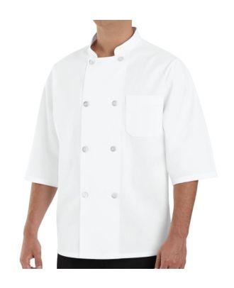 Chef Designs Men's S/S Chef Coat