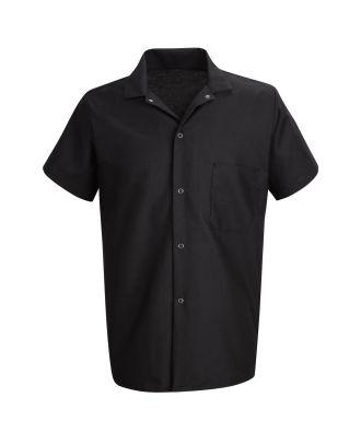 Chef Designs Men's S/S Cook Shirt