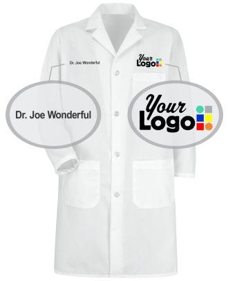 WF Men's Standard Custom-Medical Coat