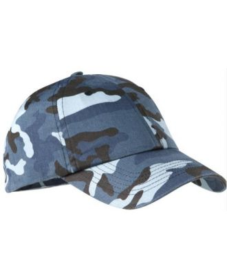 Port Authority Camouflage Unstructured Cap