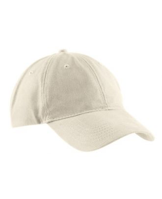Port & Company Brushed Twill Low Profile Unstructured Cap