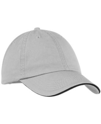Port & Company Washed Twill Unstructured Cap