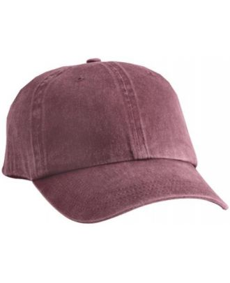 Port & Company Pigment Dyed Unstructured Cap