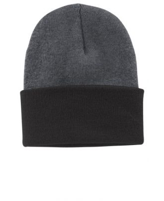 Port & Company Knit Beanie Cap