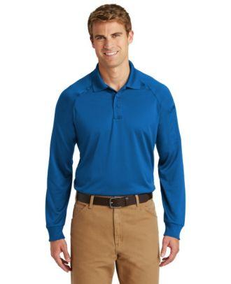 CornerStone Men's L/S Select Snag-Proof Tactical Security Golf Shirt