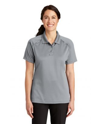 CornerStone Women's S/S Tactical Security Golf Shirt