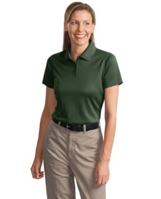 CornerStone Women's S/S Snag-Proof Work Golf Shirt