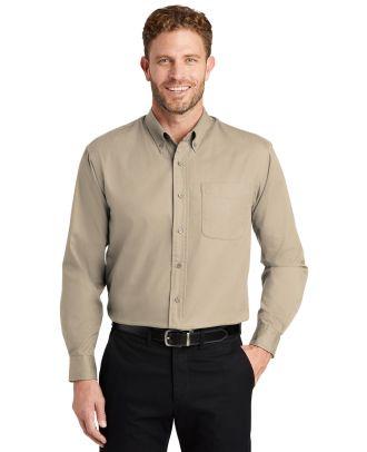 CornerStone Men's L/S SuperPro Shirt