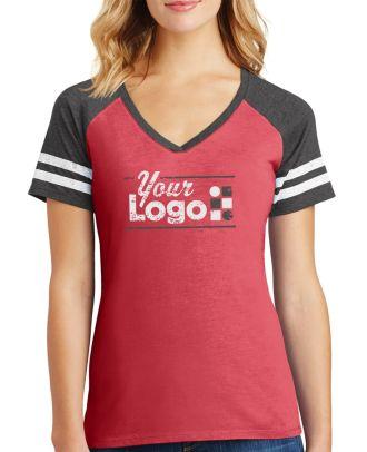 WF Women's S/S Game-Time Custom-Logo T-Shirt