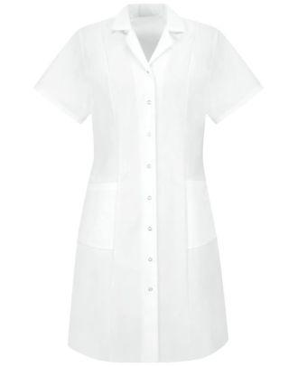 Redkap Women's S/S Dress Housekeeping Coat