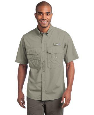 Eddie Bauer Men's S/S Fishing Shirt