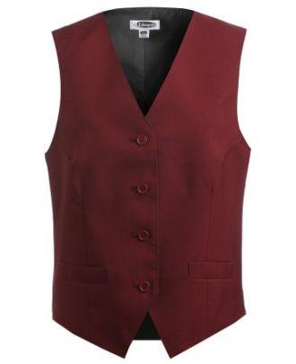 Edwards Women's Button-Front Formal Vest