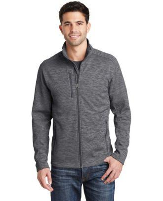 Port Authority Men's Digi-Stripe Fleece Jacket