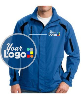 WF Men's All-Season II Custom-Logo Jacket
