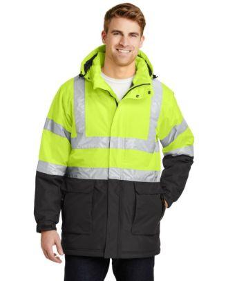 Port Authority Men's Class-3 Hi-Visibility Jacket