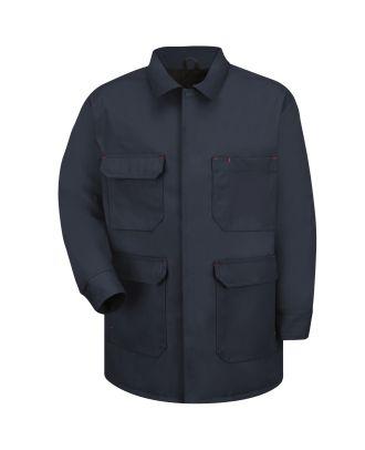 Redkap Men's Blended Duck Chore Work Jacket