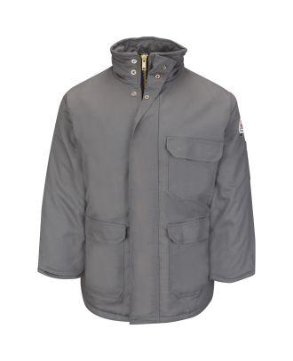Bulwark Men's Parka Excel ComforTouch Flame Resistant Jacket