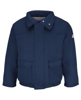 Bulwark Men's Excel Bomber Flame Resistant Jacket
