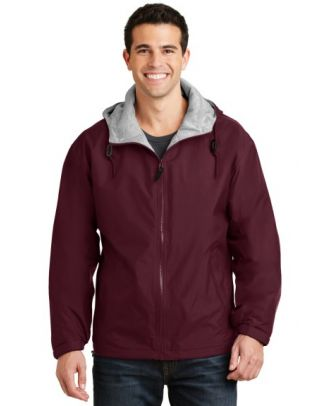 Port Authority Men's Team Hooded Jacket