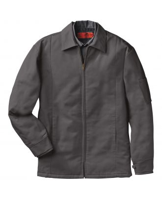 Redkap Men's Perma-Lined Panel Work Jacket