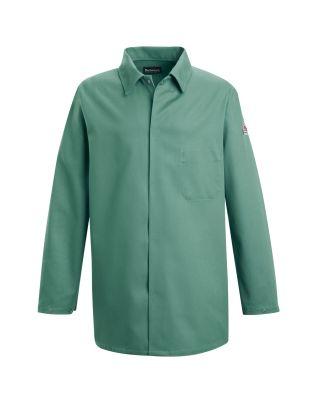 Bulwark Men's L/S Excel Work Flame Resistant Coat