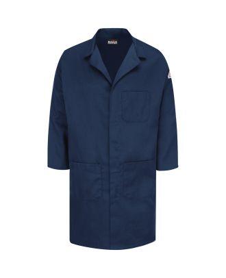 Bulwark Men's L/S Concealed Sanp-front Excel Flame Resistant Coat