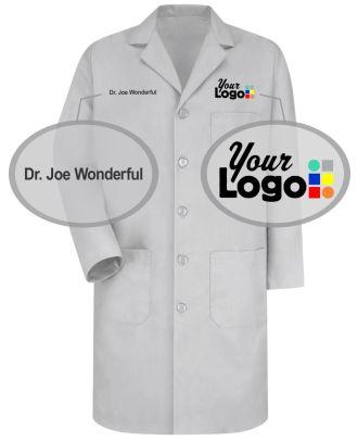 WF Men's Classic Custom-Medical Coat