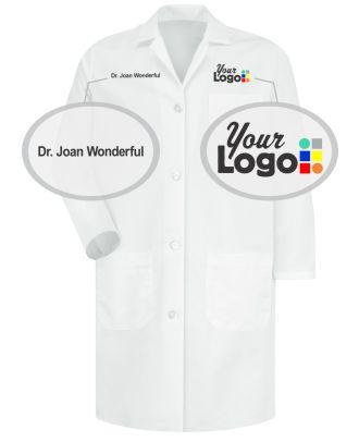 WF Women's Staff Custom-Medical Coat