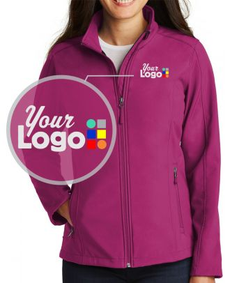 WF Women's Value Soft Custom-Logo Jacket
