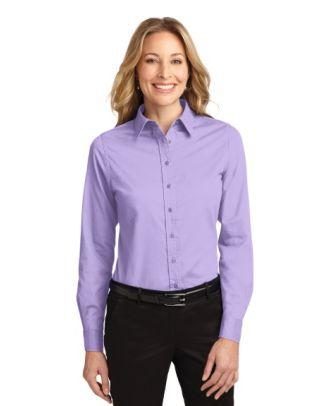 Port Authority Women's L/S Easy Care Shirt