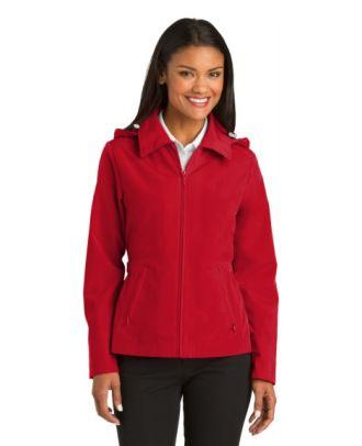 Port Authority Women's Legacy Hooded Jacket