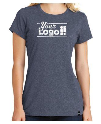 WF Women's S/S Heritage Custom-Logo T-Shirt