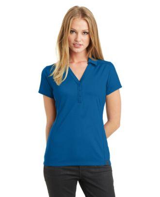 Ogio Women's S/S Framework Golf Shirt