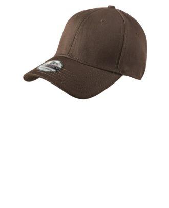 New Era Cotton Structured Cap