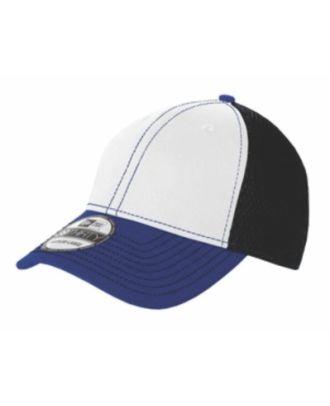 New Era Contrast Stitch Mesh-Back Cap