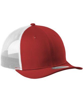 New Era Snapback Low Profile Trucker Mesh-Back Cap