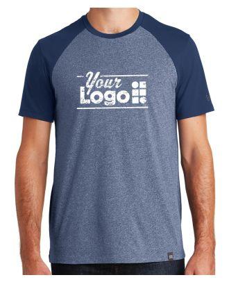 WF Men's S/S Heritage Varsity Custom-Logo T-Shirt
