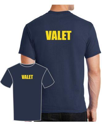 WF Men's S/S VALET Titled T-Shirt
