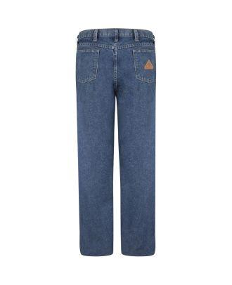 Bulwark Men's Loose Fit Excel-FR Washed Flame Resistant Pant