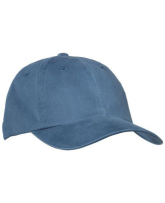 Port Authority Garment Washed Unstructured Cap