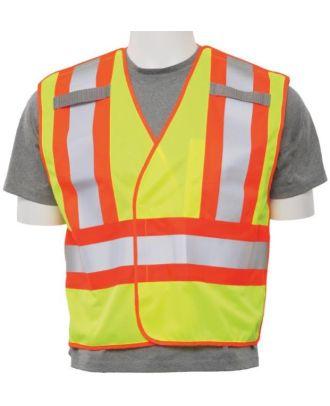 ERB Unisex 5-Point Breakaway Type-P Class-2 Hi-Visibility Vest