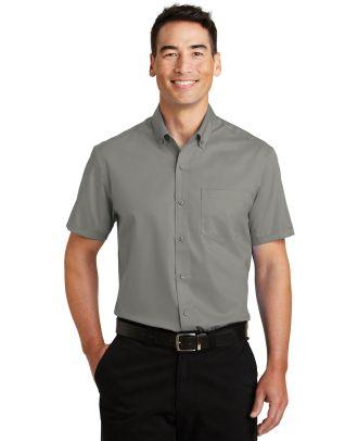 Port Authority Men's S/S SuperPro Twill Shirt