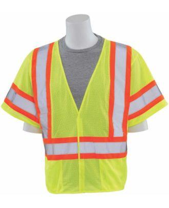 ERB Men's Value Class-3 Hi-Visibility Vest