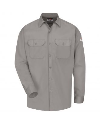 Bulwark Men's L/S Excel ComfortTouch Flame Resistant Shirt