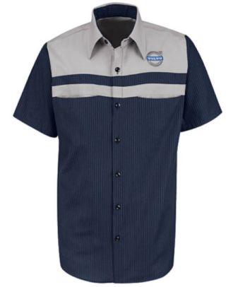 Redkap Men's S/S Technician Volvo Automotive Shirt