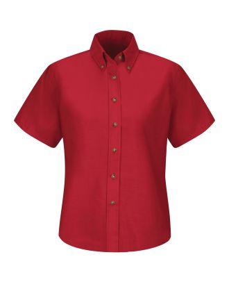 Redkap Women's S/S Dress Shirt