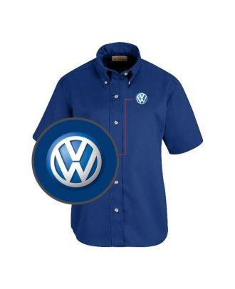 Redkap Women's S/S Service Volkswagen Automotive Shirt