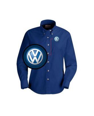 Redkap Women's L/S Service Advisor Volkswagen Automotive Shirt